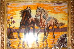 Артикул № К16. Цена 35000р. Бисер картина 50-60 см.