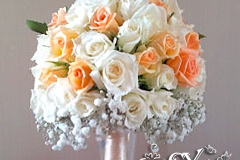 Артикул-№-БН13.Цена-3500р.свадебный букет невесты