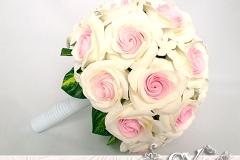 Артикул-№-БН4.Цена-2000р.свадебный букет невесты