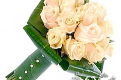 Артикул-№-БН6.Цена-3000р.свадебный букет невесты
