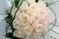 Артикул-№-БН7.Цена-3500р.свадебный букет невесты