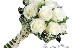 Артикул-№-БН10.Цена-3000р.свадебный букет невесты