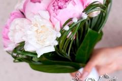 Артикул-№-БН9.Цена-3500р.свадебный букет невесты